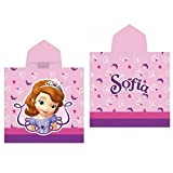 Princesa Sofia–Poncho salida de baño tu Disney Sofia The First