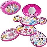 Disney - Set maquillaje Princesas Disney para niñas y niños 5 años, Pintauñas, Manicura juguete, Regalos para niñas (77214)
