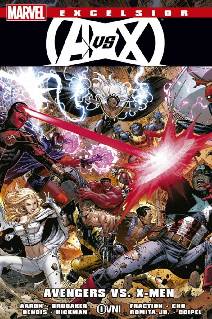 avengers vs x men tormenta storm