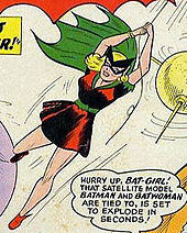 Betty kane batgirl