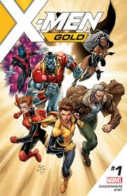 X men gold storm tormenta