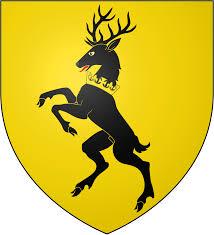 Escudo Baratheon Juego de Tronos