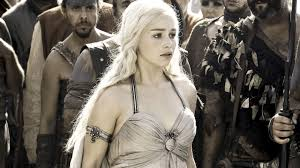 Khaleesi daenerys targaryen juego de tronos emilia clarke madre de dragones rompedora de cadenas