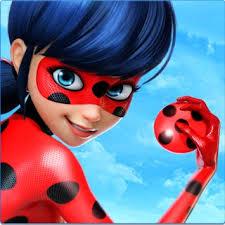 Ladybug con su arma