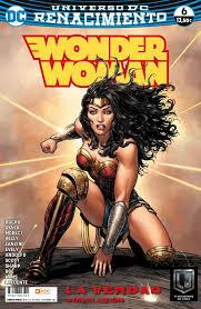Wonder Woman Renacimiento