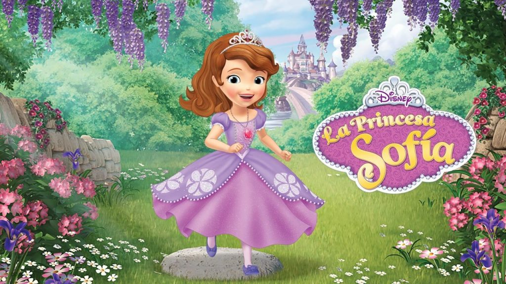 princesa sofia the first
