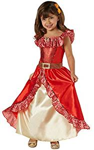disfraz elena de avalor princesas disney channel niña