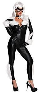 disfraz mujer la gata marvel spiderman cosplay