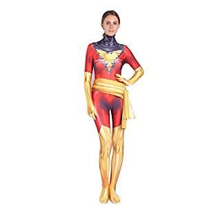 disfraz mujer fenix jean grey marvel x men cosplay