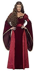 Disfraz mujerrojo  cersei lannister juego de tronos