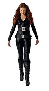 disfraz mujer viuda negra black widow marvel cosplay