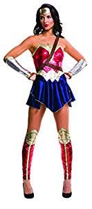 disfraz mujer wonder woman 2 dc comics cosplay