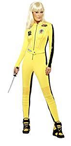 disfraz mujer novia kill bill cosplay