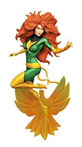 estatuilla Fenix X Men jean grey marvel