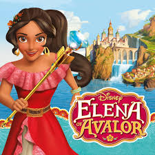 princesa elena de avalor princesas disney disney channel