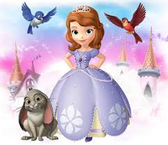 Clover robin princesa sofia y mia sofia the first