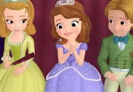 amber princesa sofia the first james