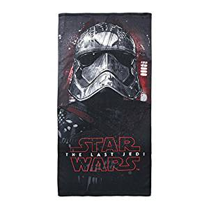 toalla capitana phasma star wars