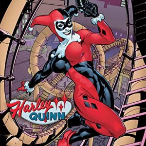 Portada cómic Harley Quinn