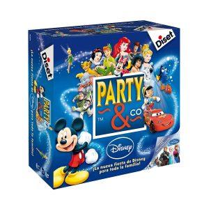 Party disney uno de los juegos de princesas más famosos