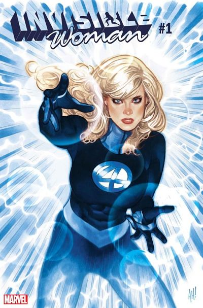 susan storm mujer invisible comic marvel